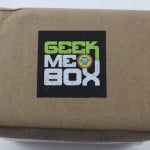 Geek Me Box Subscription Review – June 2015