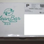 Clean Bar Box Subscription Box Review – October 2015