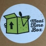 Meal Time Box Subscription Box Review + Coupon – June 2016