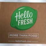 Hello Fresh Subscription Box Review + Coupon – October 2016