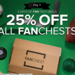 Fanchest Black Friday Deal – 25% Off Every Box!