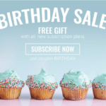 Juneberry Coupon – Free Gift with Subscription!