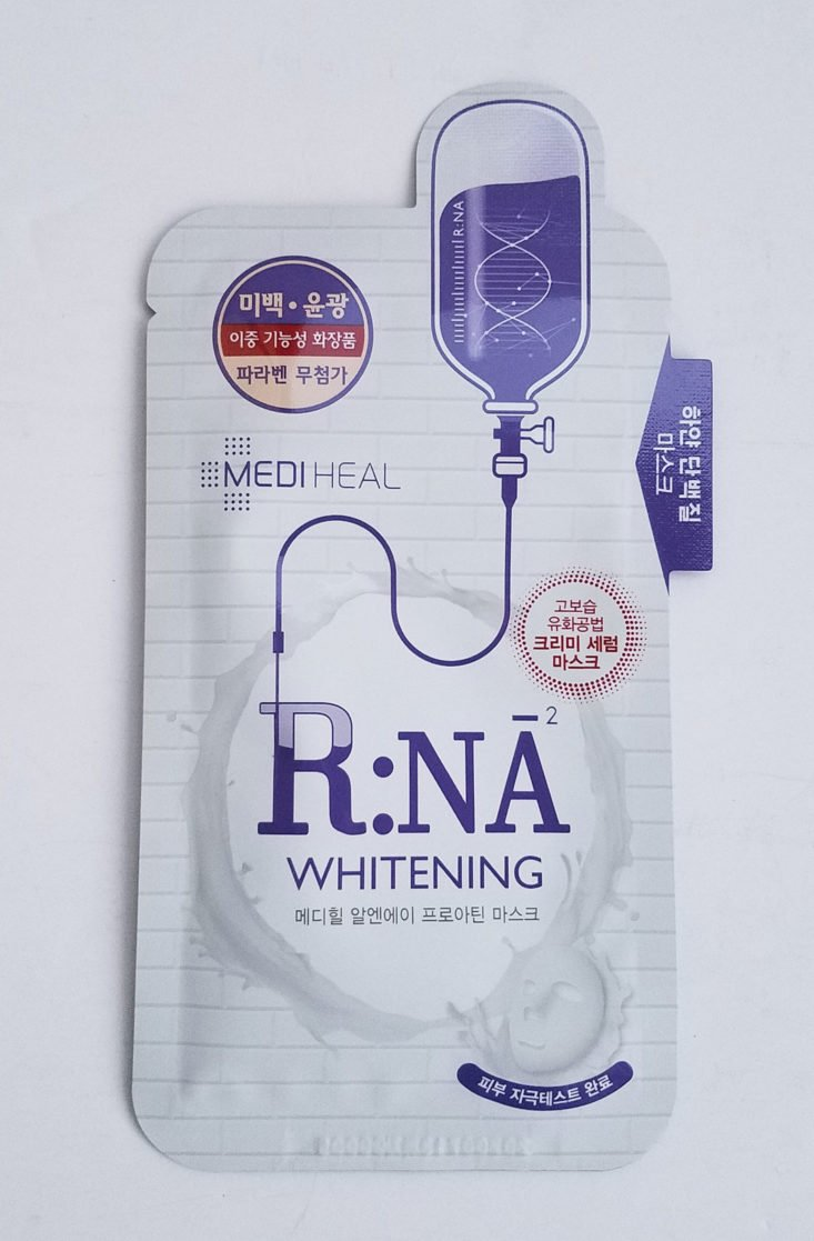 Medi-Heal R:NA Whitening Mask