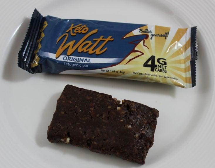 Keto Watt Original Bar