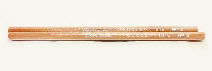 Musgrave 1816 #2 pencil