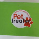 Pet Treater Dog Box Review + Coupon – April 2017
