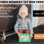 Green Kid Crafts Cyber Monday Deal – Free Month With Gift Subscription!