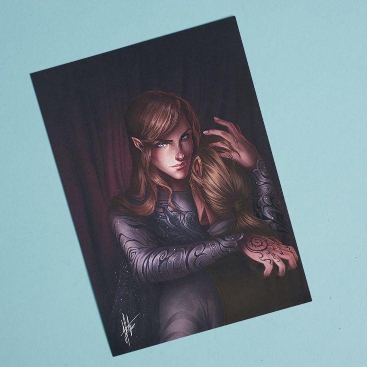 artistic fantasy print