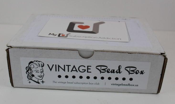 Vintage Bead Box December 2017 Box