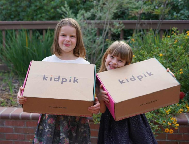 kidpik subscription box awards best boxes for kids 2019