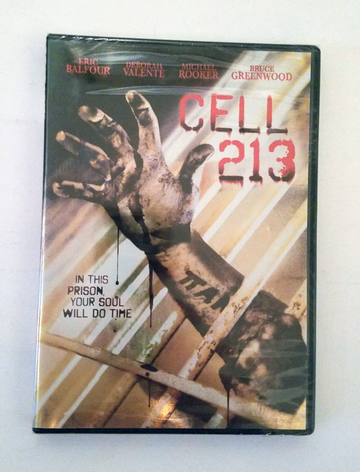 Cell 213 (2010) dvd case front
