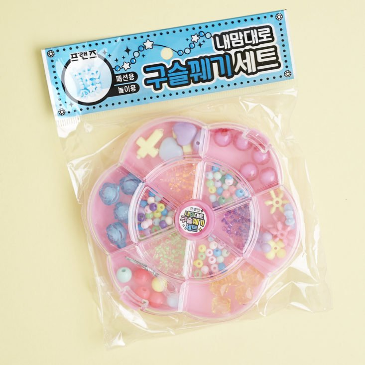 DIY New Years Jewelry Kit in package