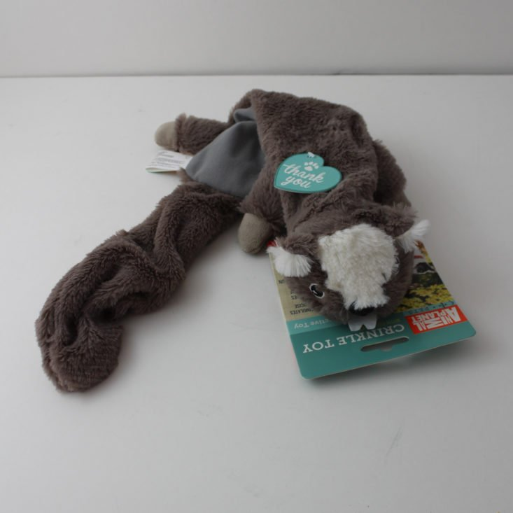 Animal Planet Crinkle Toy