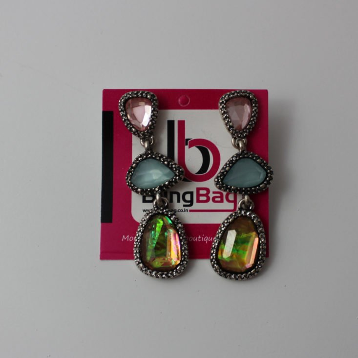 Canna Statement Earrings