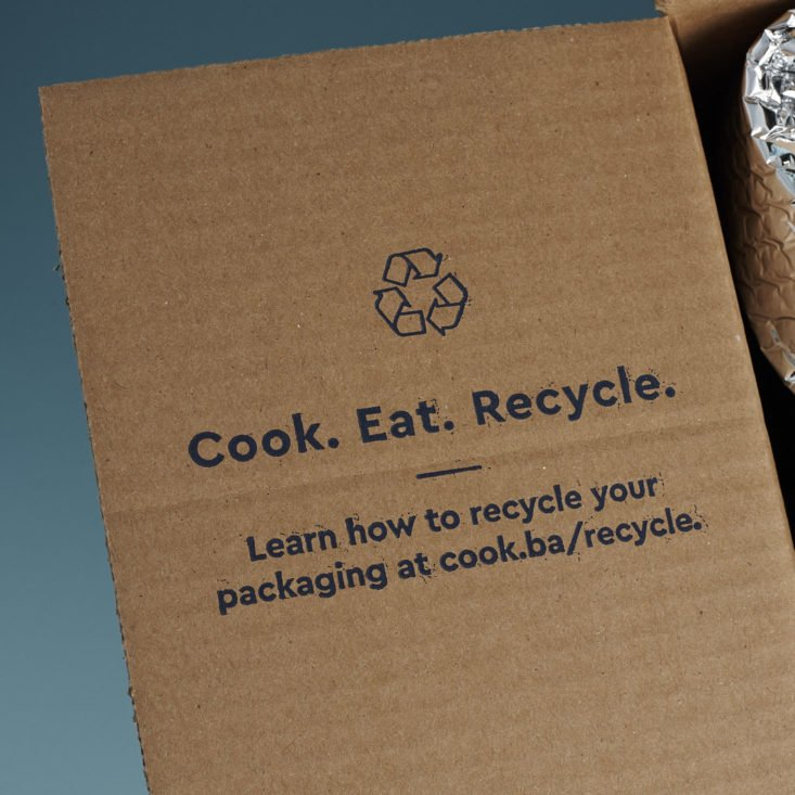 recycle info on flap