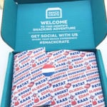 Snack Crate Subscription Box Review – April 2018