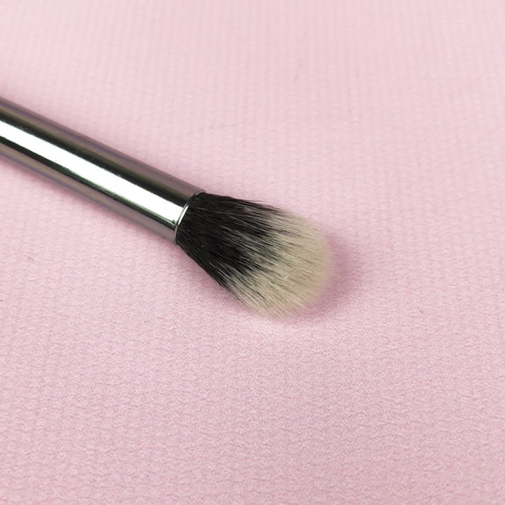 LiveGlam MorpheMe Brush Club August 2018 - Round Blender Detail