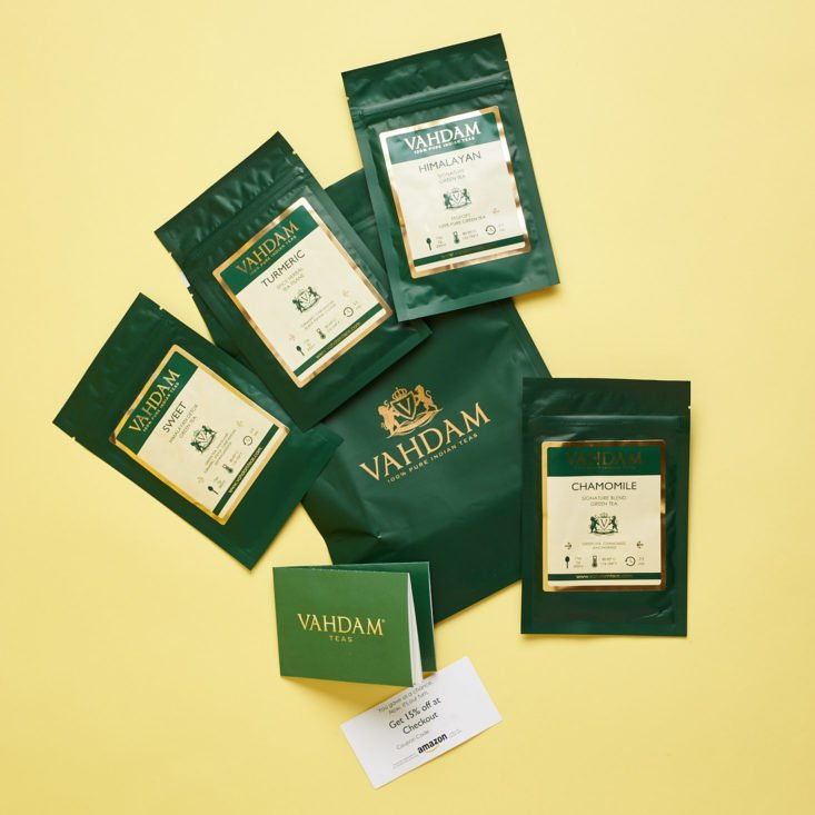 yogi surprise loose leaf teas