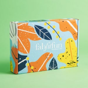 FabFitFun Fall Editors 2018 Box Review + $20 Coupon