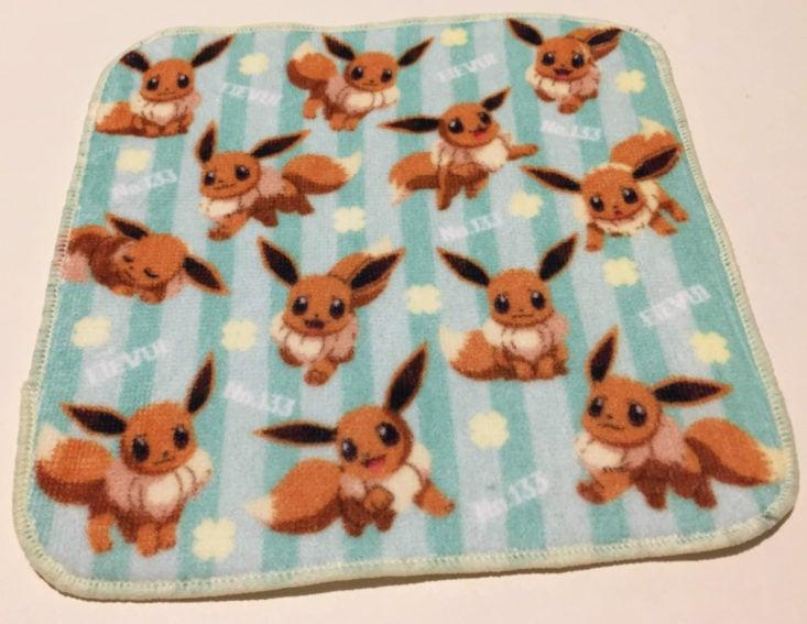 YumeTwins Subscription Box October 2018 - Pokemon Hand Evee Towel Top