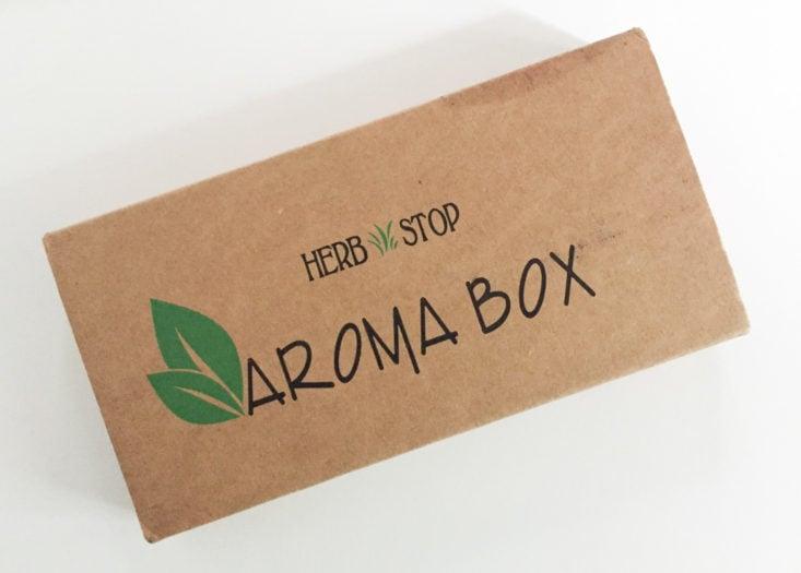 aroma box by herb stop the organizer september 2018 box