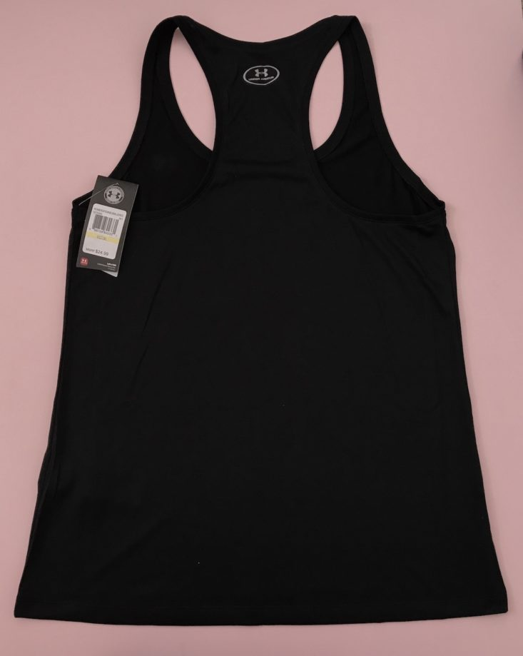 BuffBoxx October 2018 - Under Armour UA Tech Tank Top, Medium 7b