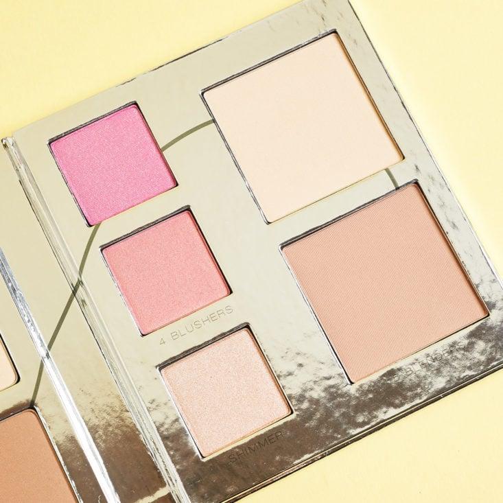 Vine Oh! makeup palette blushes