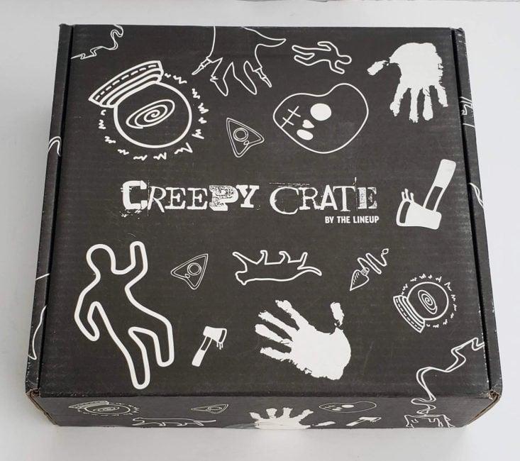 Creepy Crate October 2018 - Box
