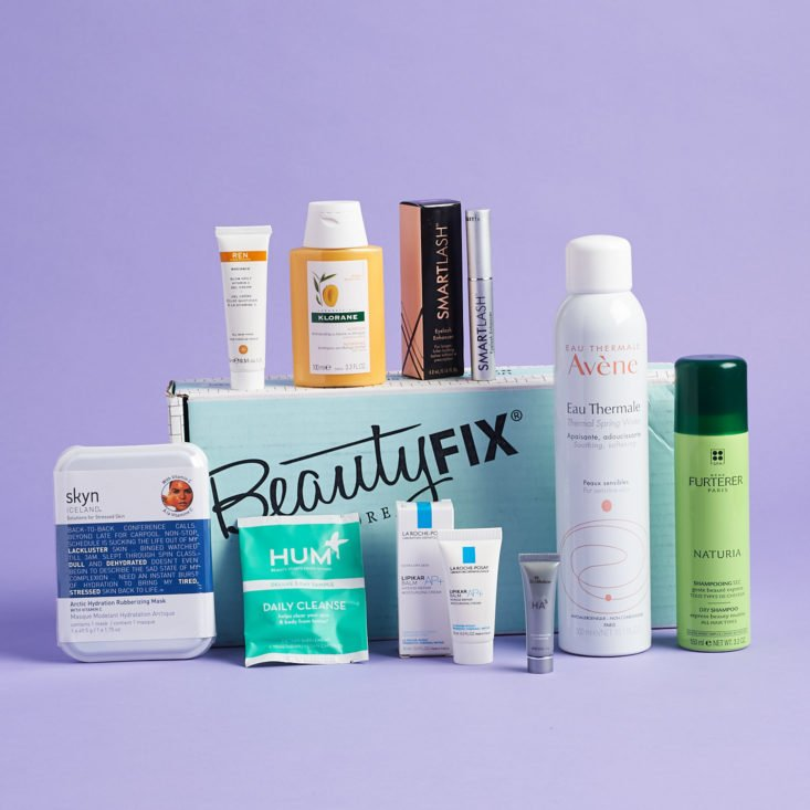 Beauty Fix best beauty subscription box readers choice 2019