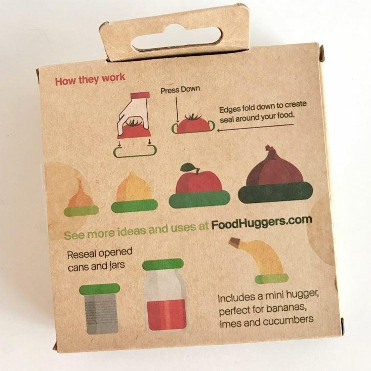Mighty Fix January 2019 - Food Huggers Close Back Top