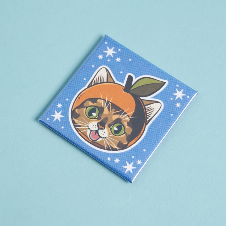 Bub Club Sub Lil Bubs Lil Box Yummy Edition February 2019 - Magnet Front Top