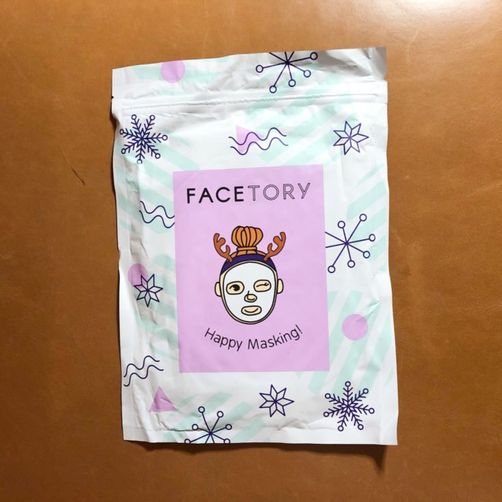 Facetory 4 Ever Fresh February 2019 - Factory Happy Masking