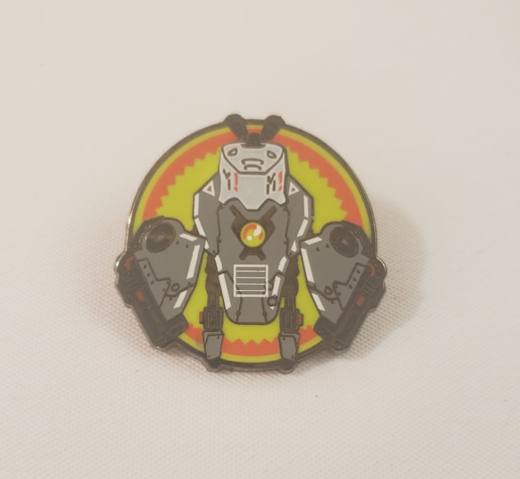 Loot Remix Review February 2019 – Battleborn Al Minion Pin 4