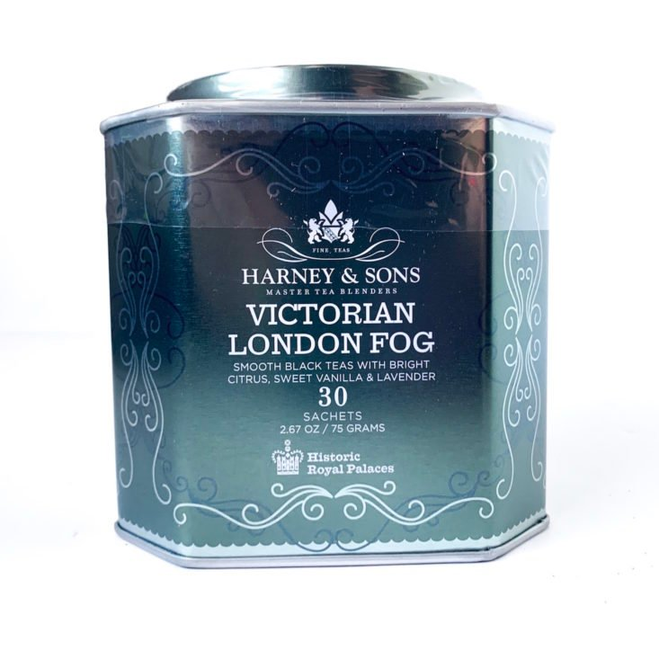 Harney And Sons March 2019 - Victorian London Fog Front