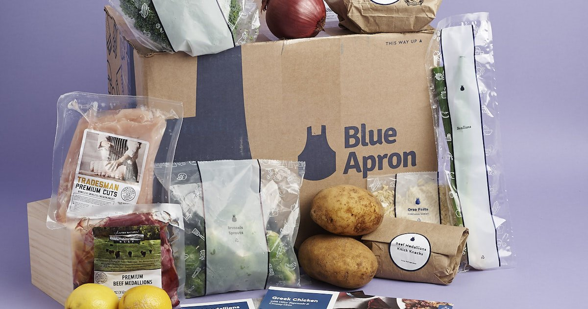 Blue Apron Reviews: 45+ Reviews With Before & After Cooking Photos