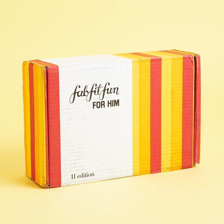 Fab Fit Fun For Him II June 2019
