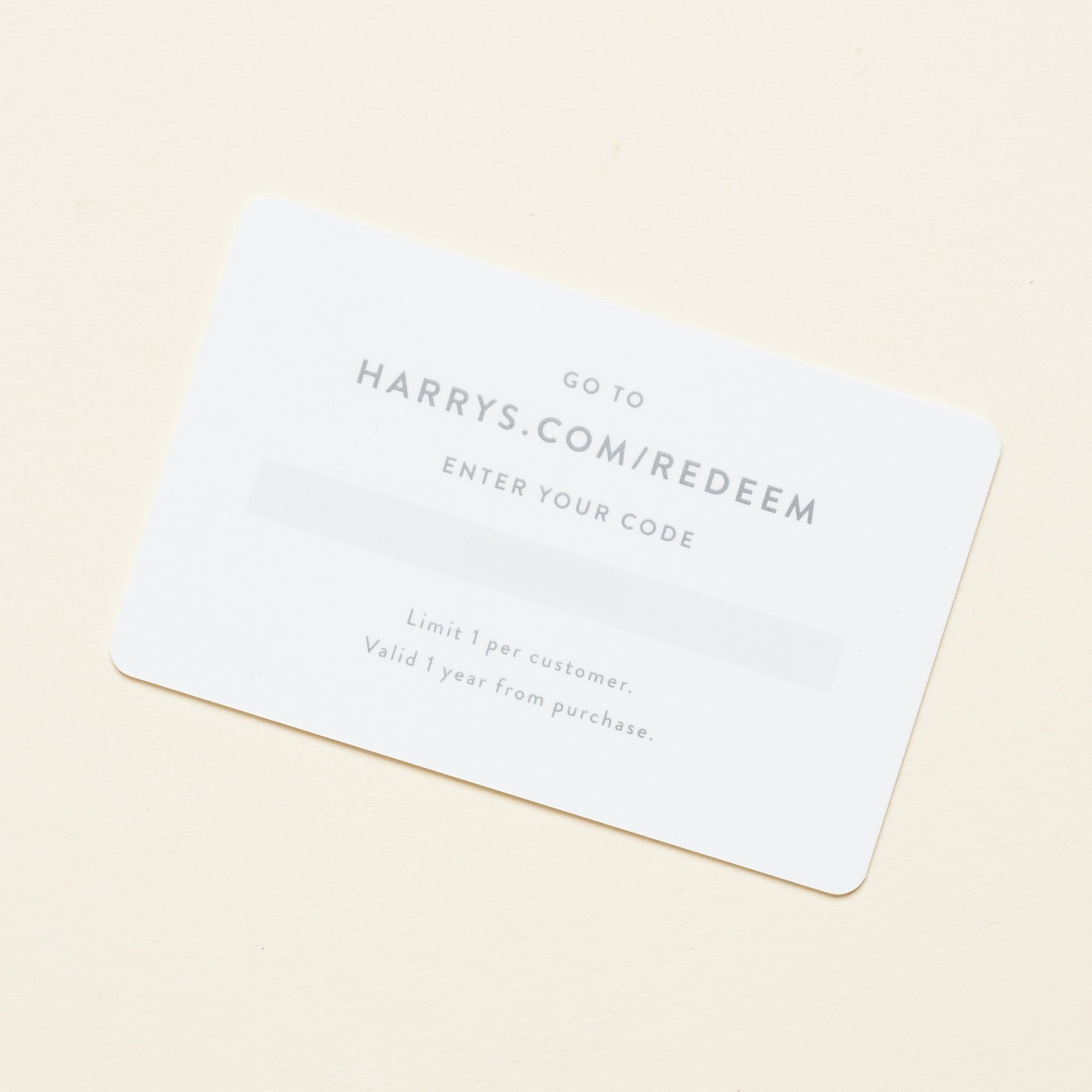 extra blades card with code