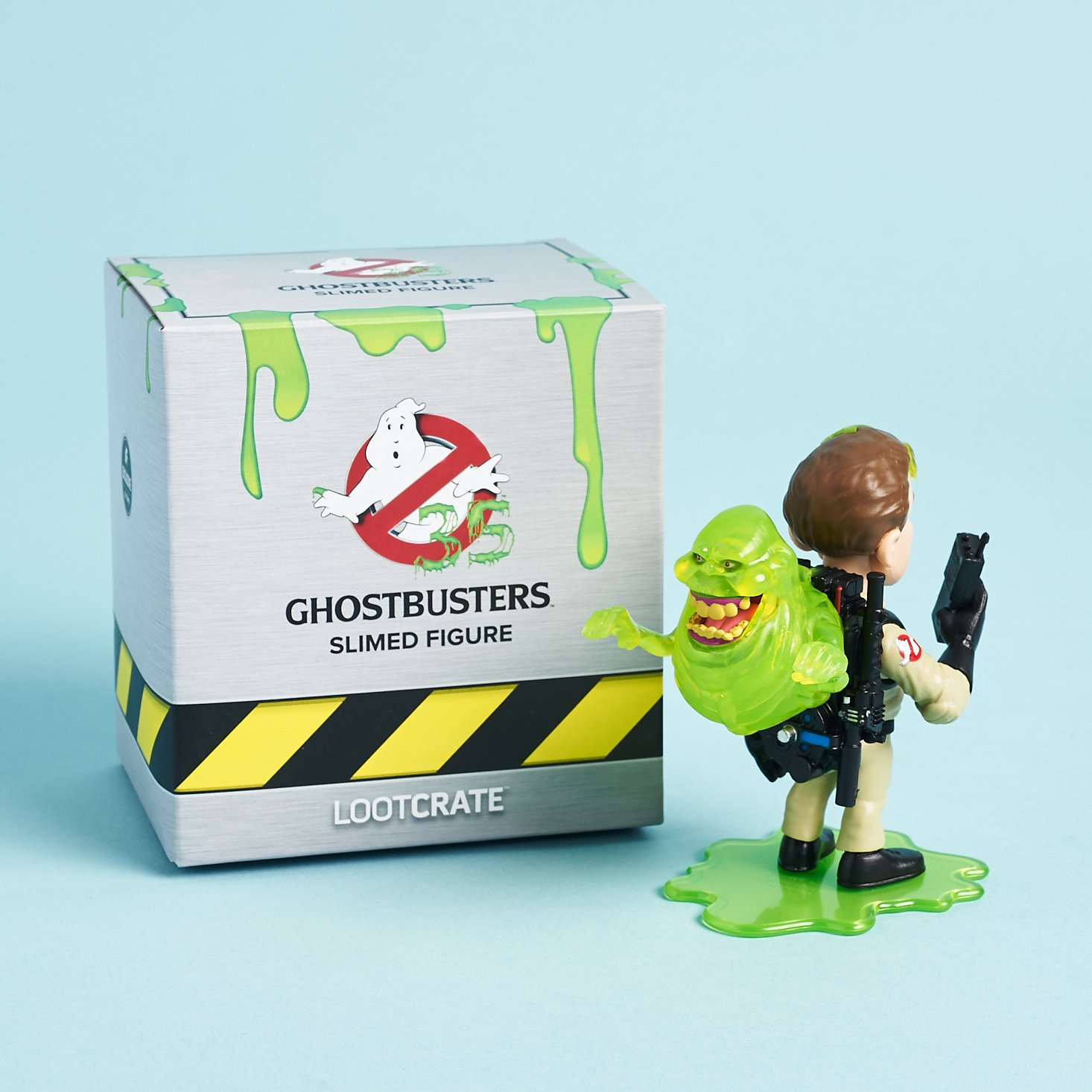 ghost busters figurine
