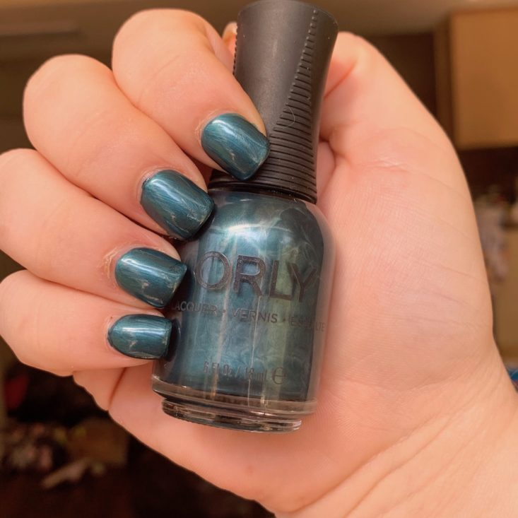 Orly Fall 2019 mystique 2