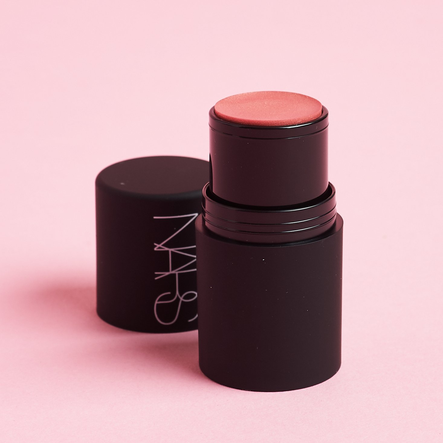 Nars The Multiple Stick in Orgasm with cap off