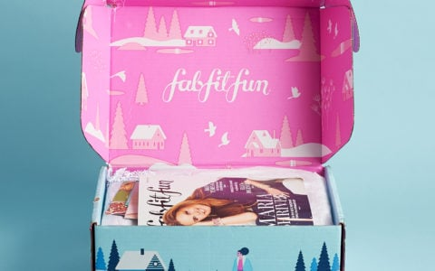FabFitFun Winter 2019 Review + Cyber Monday Coupon