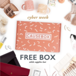 CAUSEBOX Winter Welcome Box Available Now + Free Mystery Box With Subscription!