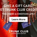 Trunk Club Holiday Deal - Get Up To $200 Credit!